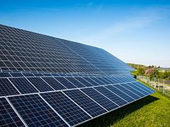 太陽光発電事業工事の実績