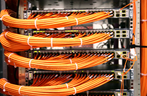 ケーブル配線(光、メタル)および、屋内配線、屋外配線工事